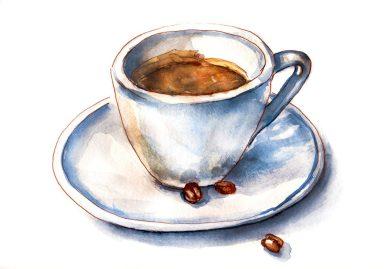 Day 5 - Espresso On A Foggy Day