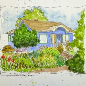 Killingsworth NE Portland Oregon (Sketch)