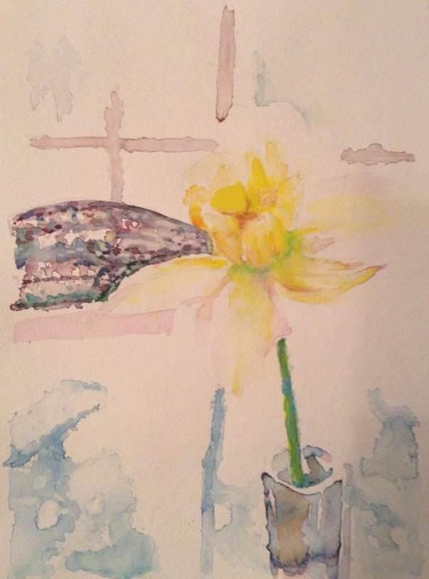 """""""Winters Daffodil"""" Winters Daffodil"""