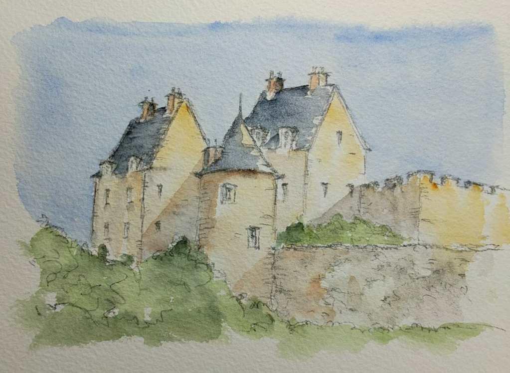 Thursday's Chateau