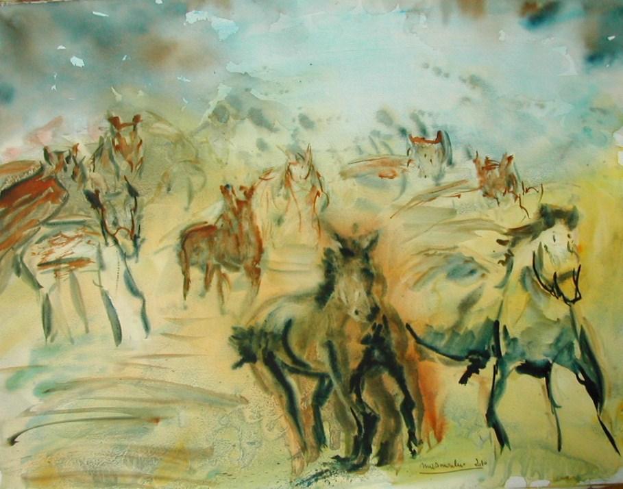 wild ride Chevauchée sauvage