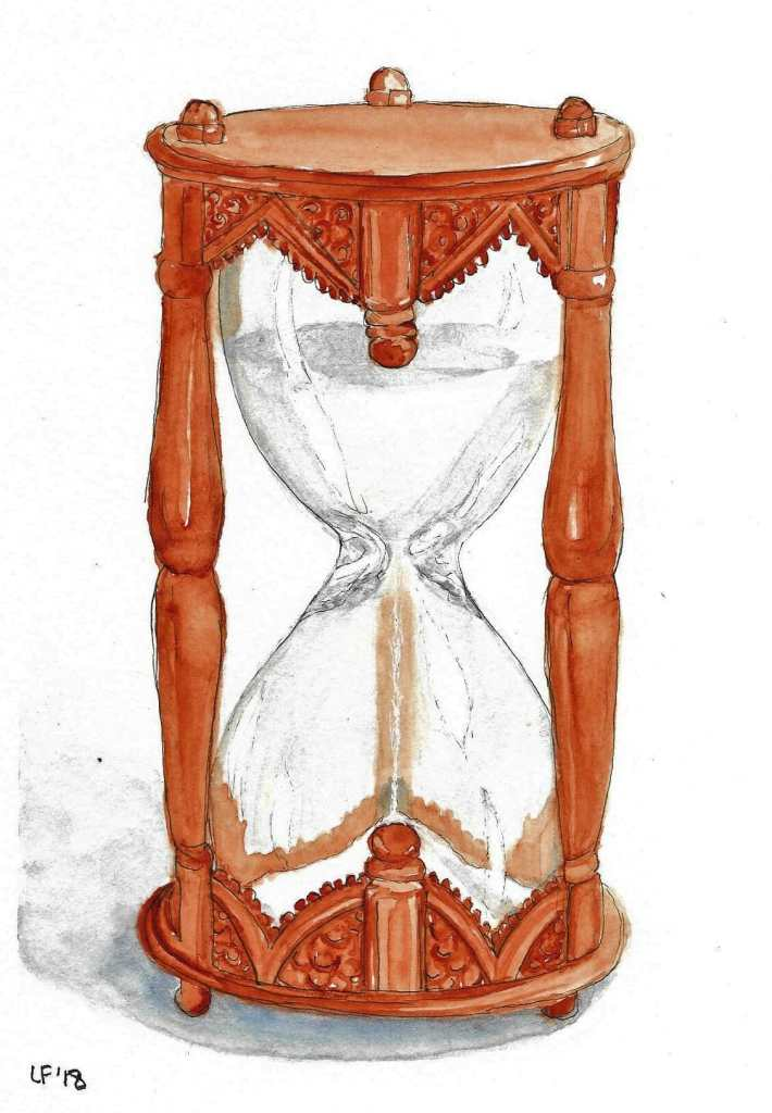I finished my hourglass in the wee hours of the morning. I can't believe how late I stayed up