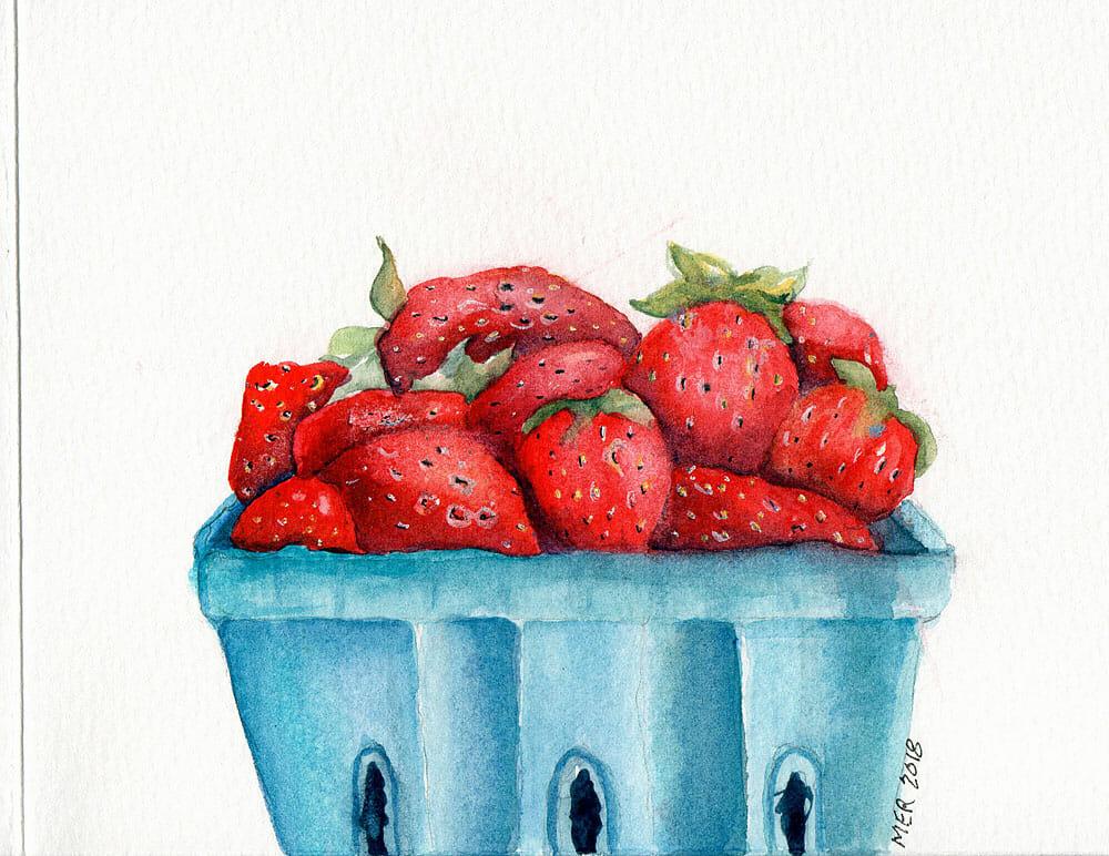 2.5.18 Berries Fresh Plant City strawberries…delicious! 2.5.18 Strawberries img357