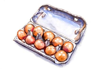Day 13 - Fresh Eggs