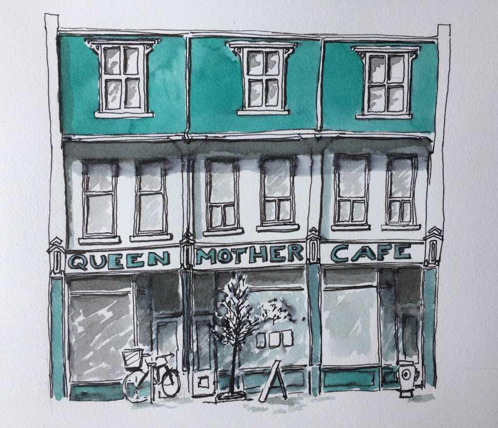 Queen Mother Cafe Toronto Qm cafe