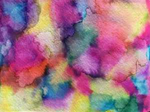 Watercolor background made with Schmincke watercolors. ff2