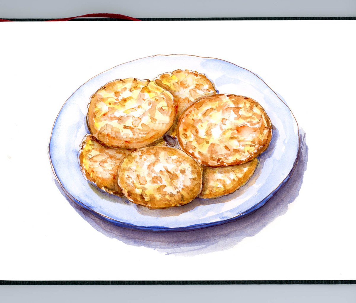 Day 27 - When Mom Made Snickerdoodles Cookies - #doodlewashApril2018 Doodlewash