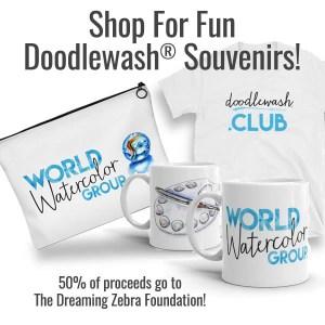 Doodlewash Souvenirs