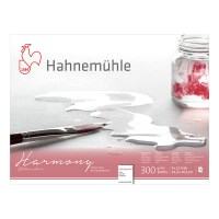 Hahnemühle Harmony Watercolour Block - cold pressed, 9 x 12 inch