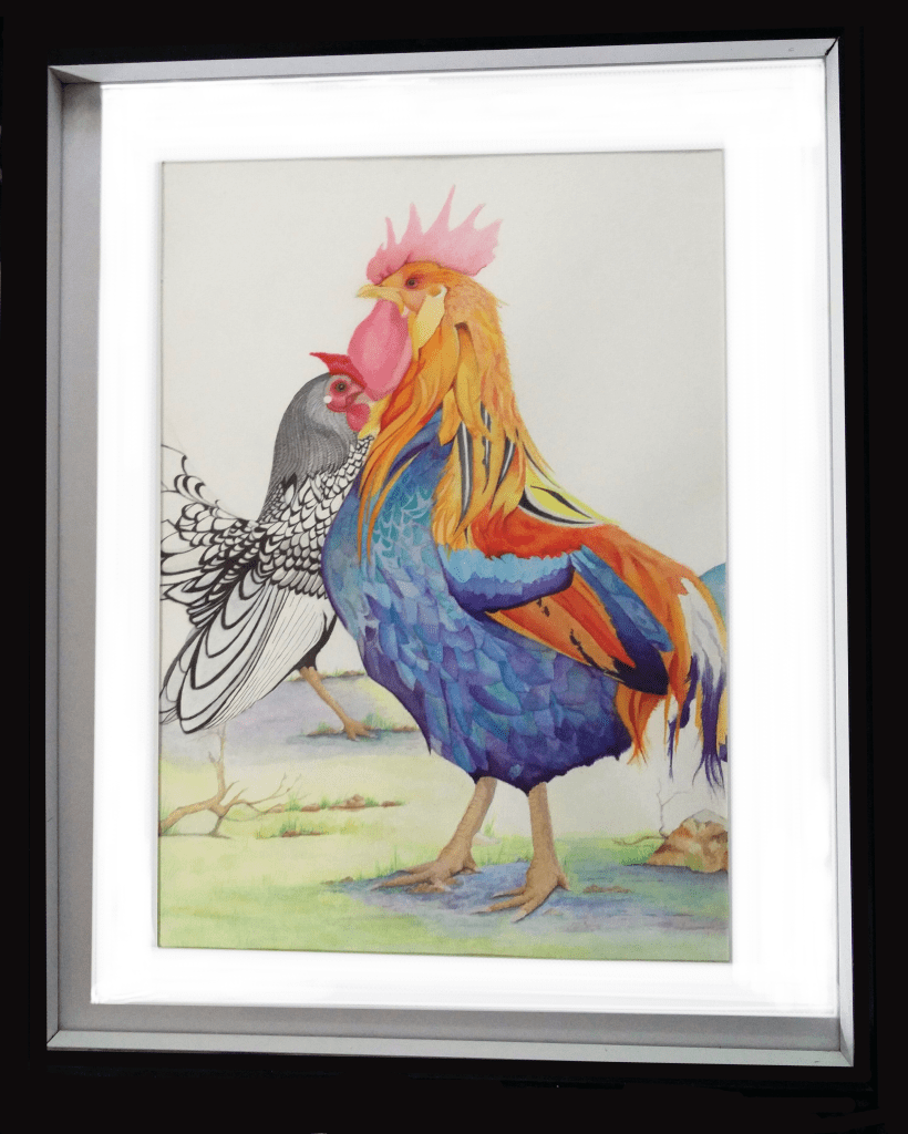 rooster completed IMG_20180409_155424_2IMG_20180409_155449_2