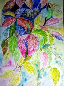 Abstract art . IMG_20180410_164522536