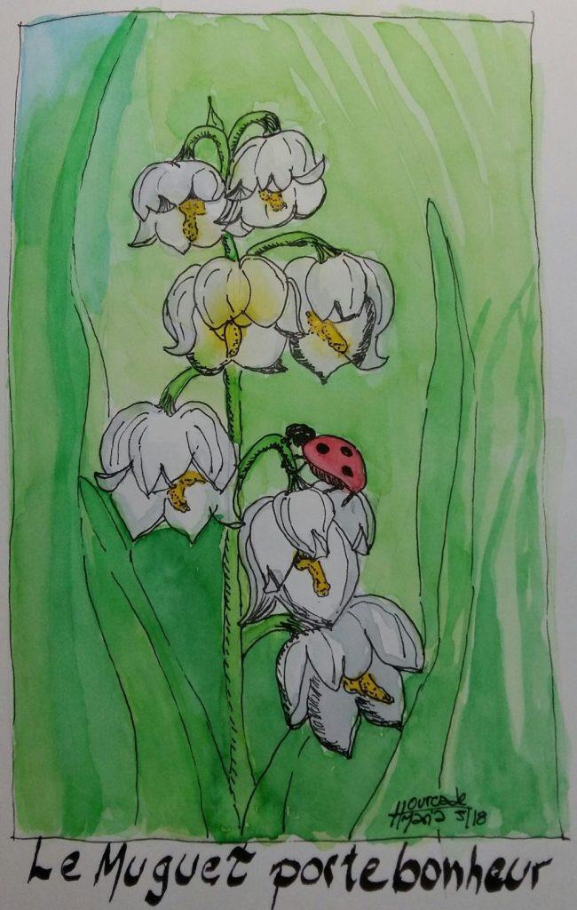 Día 1: Flowers – Le Muguet 20180501_115547-1