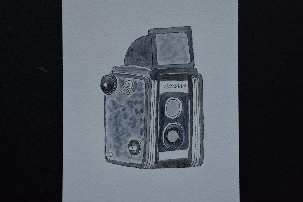 May 13, 2018 challenge camera. This was the type of camera that I first used. I can remember looking