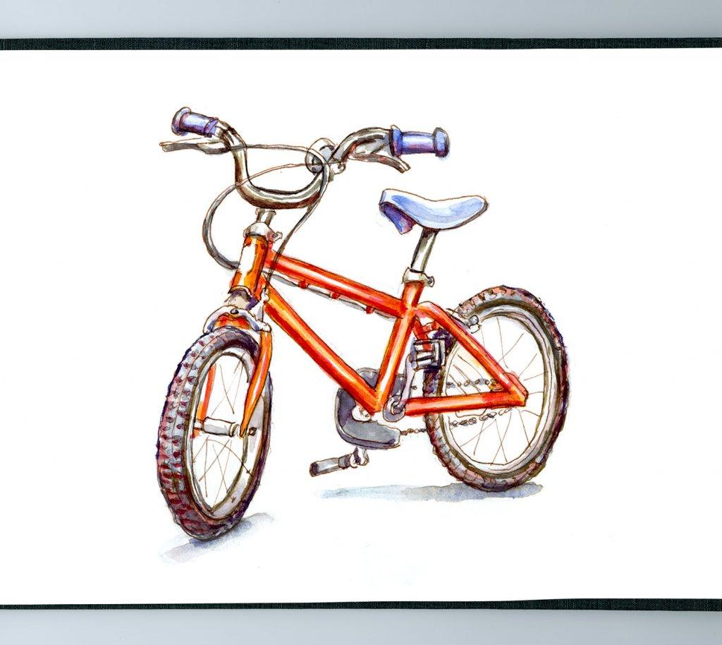 Day 16 - Kids Bike In Summer_IG_