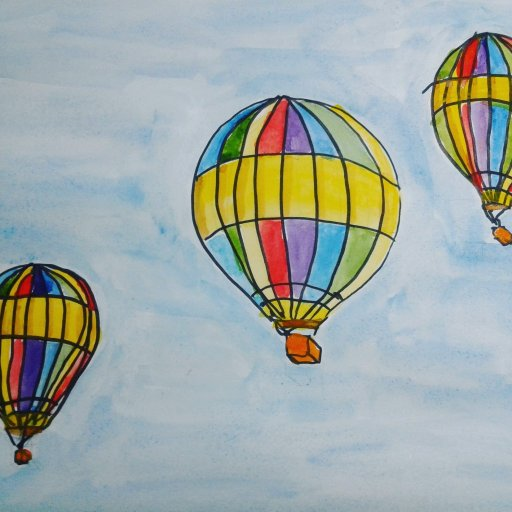 """Here is a cactus, I mean """"Park"""" in Arizona, for today and hot air balloons for yesterday"""