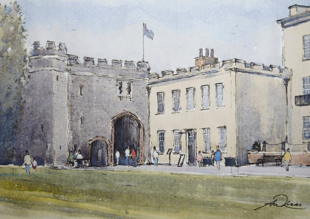 """ The Gatehouse "", Torre Abbey The Gatehouse,Torre Abbey, Torquay.JPG 2"