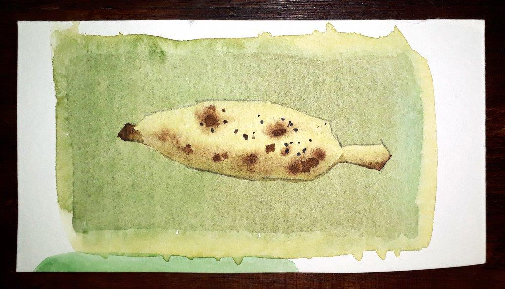 More bananas: revisiting old doodles. bananabananai