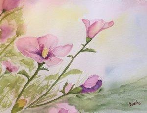 I like doing flowers IMG_1790-1