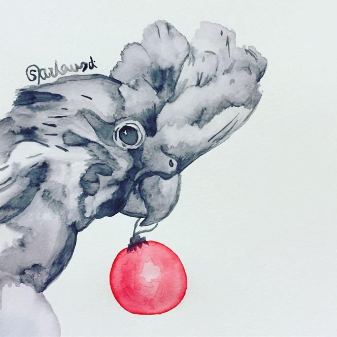 Horse Watercolor by Sophia Czarkowski - Doodlewash