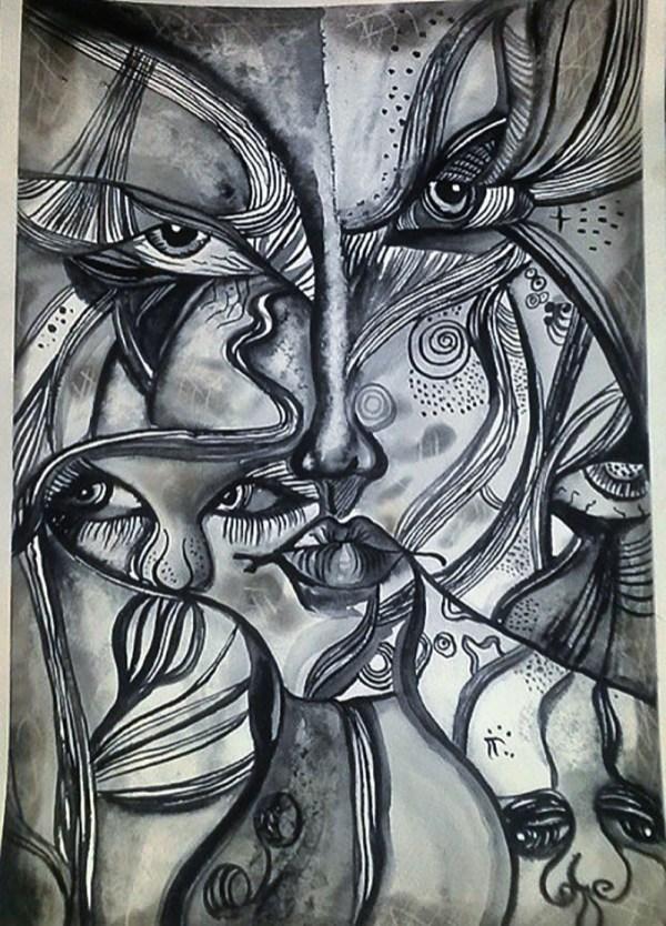 Art by Maria Navarro - Doodlewash