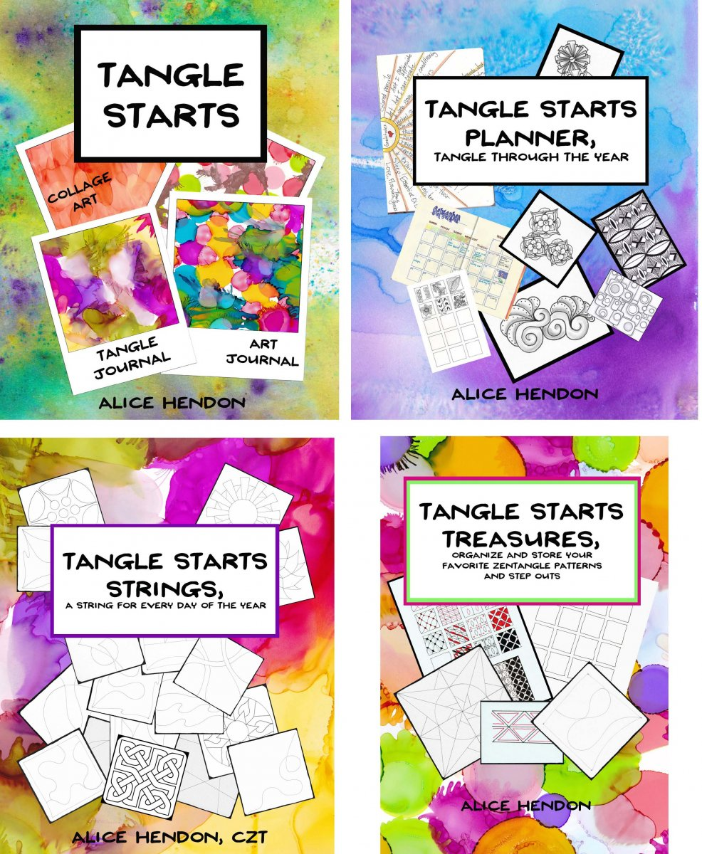 Alice Hendon Tangle Book Series