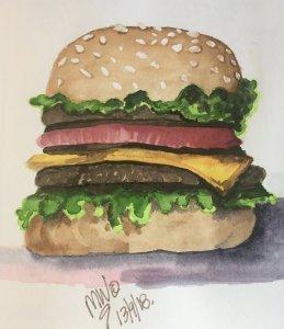 Day 18 Cheeseburger Day fullsizeoutput_4b8