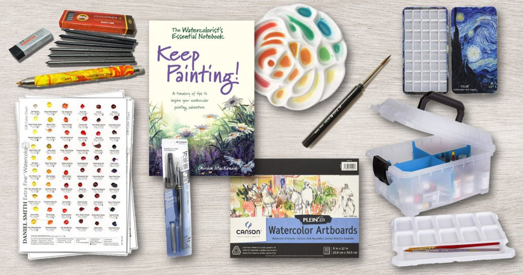 10 Artist Gifts for Under 25 Dollars