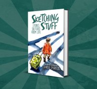 Sketching Stuff Book Hardcover Edition