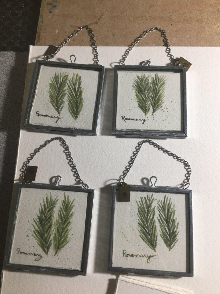 My given name Rosemary…. sweet Christmas gifts 🎁 D0462992-BD93-4C87-888E-613DC2ACADDA