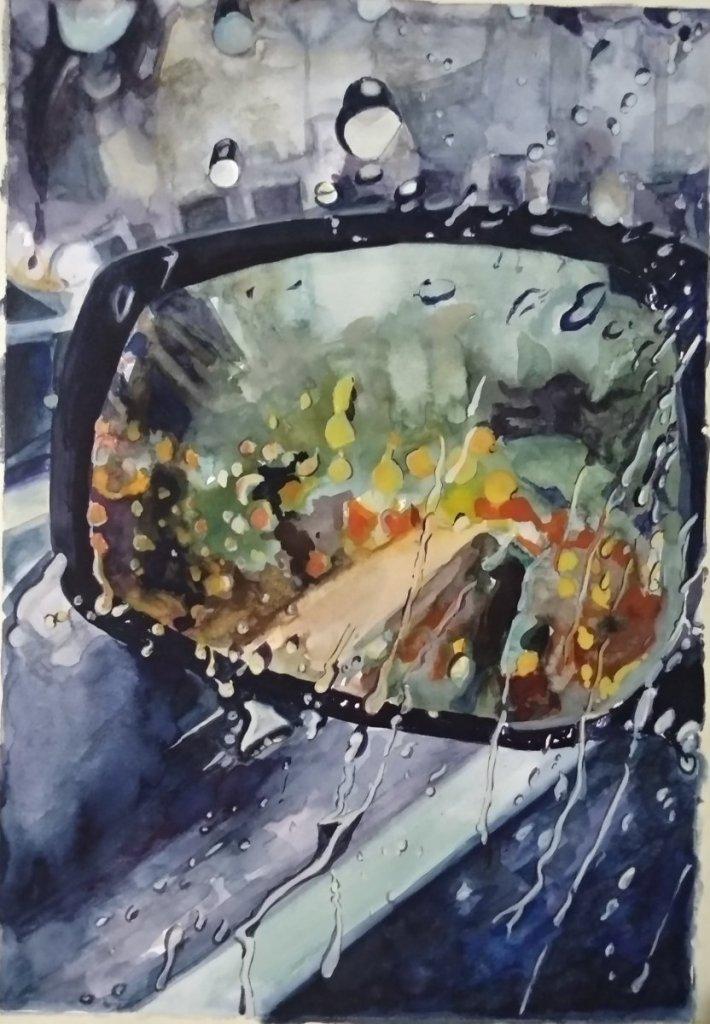 Rainy day Rain-v