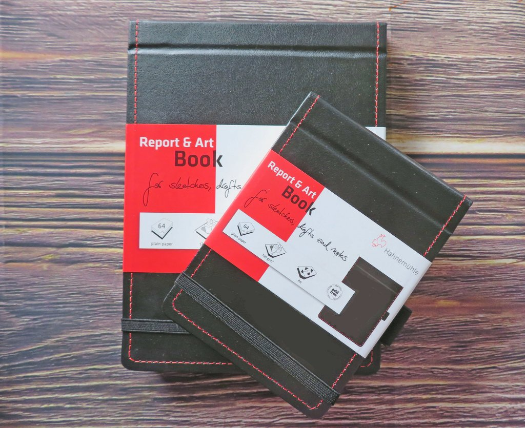 Hahnemühle Report & Art Book Exterior