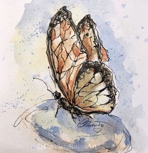 Painted Lady Butterfly_s
