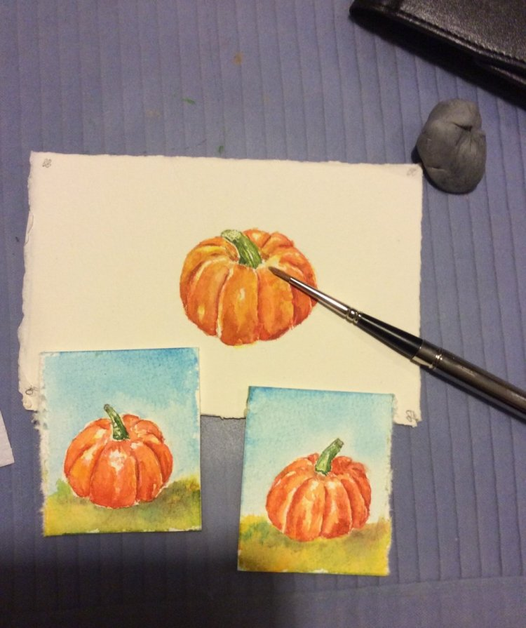working the pumpkin patch… IMG_0458