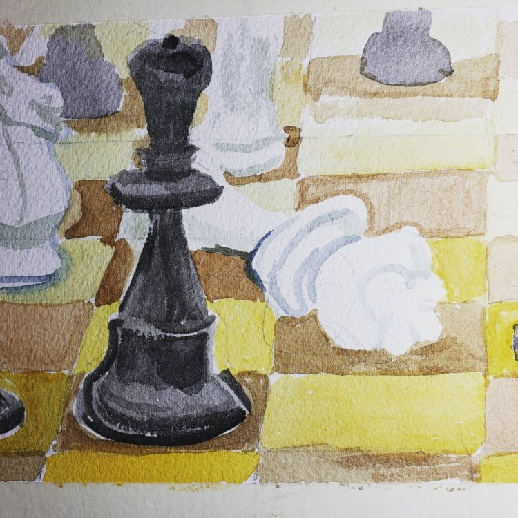 chess game for today! 20190415_125320IMG_20190415_125456_216