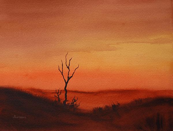 Desert Sunset DESERT+SUNSET