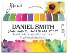 Jean Haines Master Artist Set Daniel Smith Watercolor
