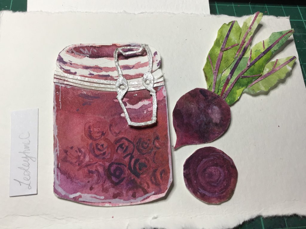 """Beetroot for the doodlewash May 2019 prompt """"beet red"""" FF2D281A-FF56-47DD-B0D2-000511013613"""