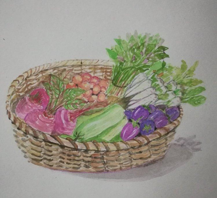 Vegetable basket IMG_20190621_232400
