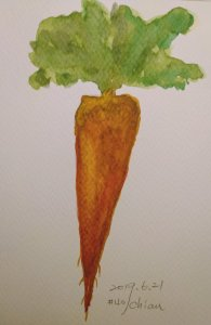 Vegetables For day 21 prompt IMG_20190622_004116