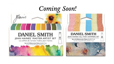 Jean Haines Watercolor Sets From Daniel Smith