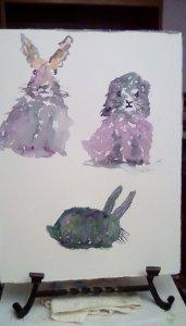 Rabbit rabbit rabbit. WWM IMG_20190701_034232