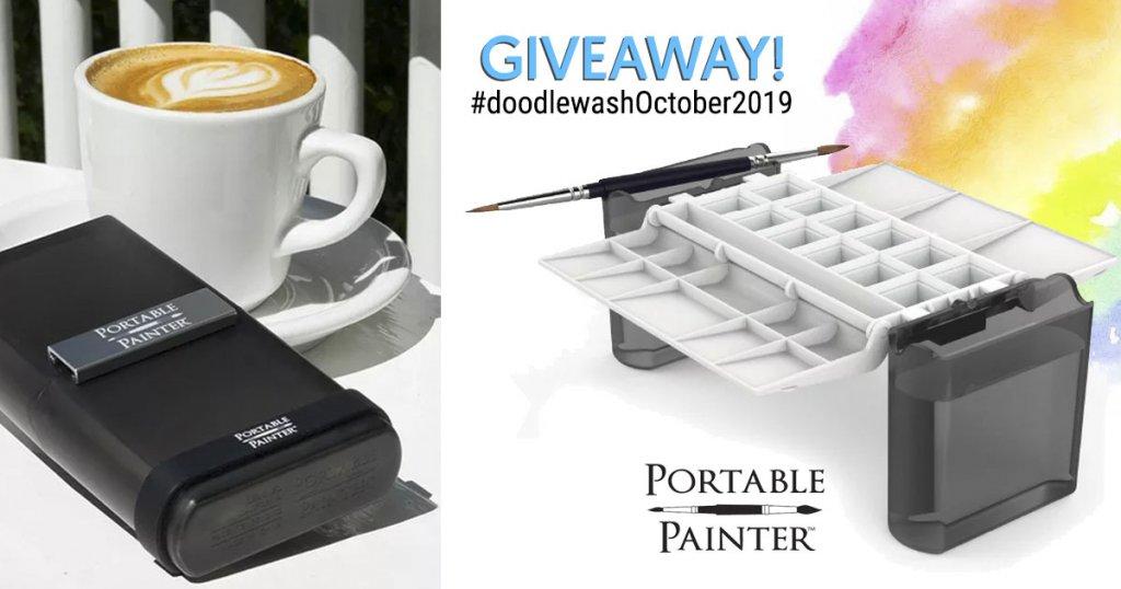 Portable Painter Giveaway October 2019_Social_Sharing