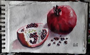 Pomegranate Pomegranate