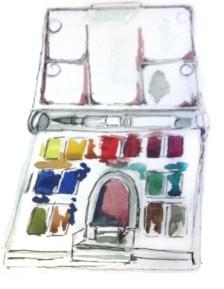 Shirley Bland Watercolor Kit