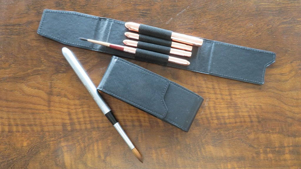 Princeton Neptune and Elite Travel Brush Sets Product Photo