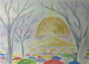 A thank-you to the people who gathered in the freezing rain at the MA State House and Boston Common,