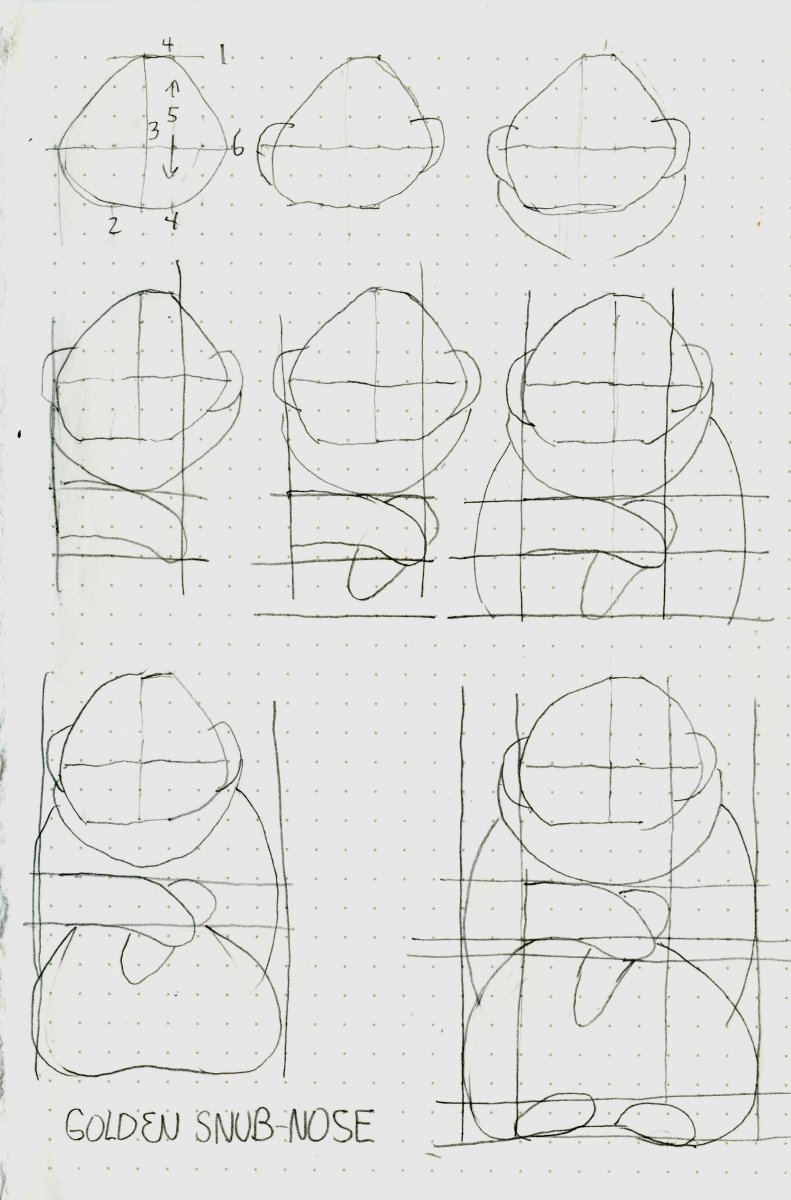 Dot Paper Grid Example