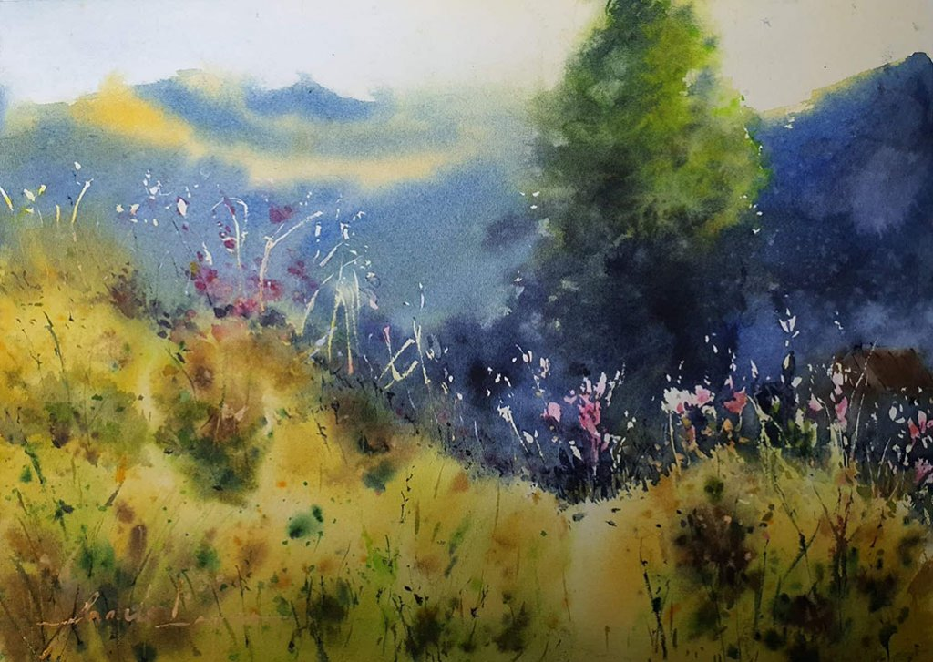 Inspired work_Sergei Kurbatov by Pamela Lagrosa