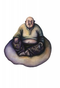 You can see my paintings of people at https://zuzanakamanova.cz/en/category/people/ český Budha (1