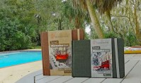 Hahnemühle Toned Watercolour Sketch Books Grey And Biege Main Image